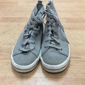 WORN TWICE Keds Mid-Top Sneakers